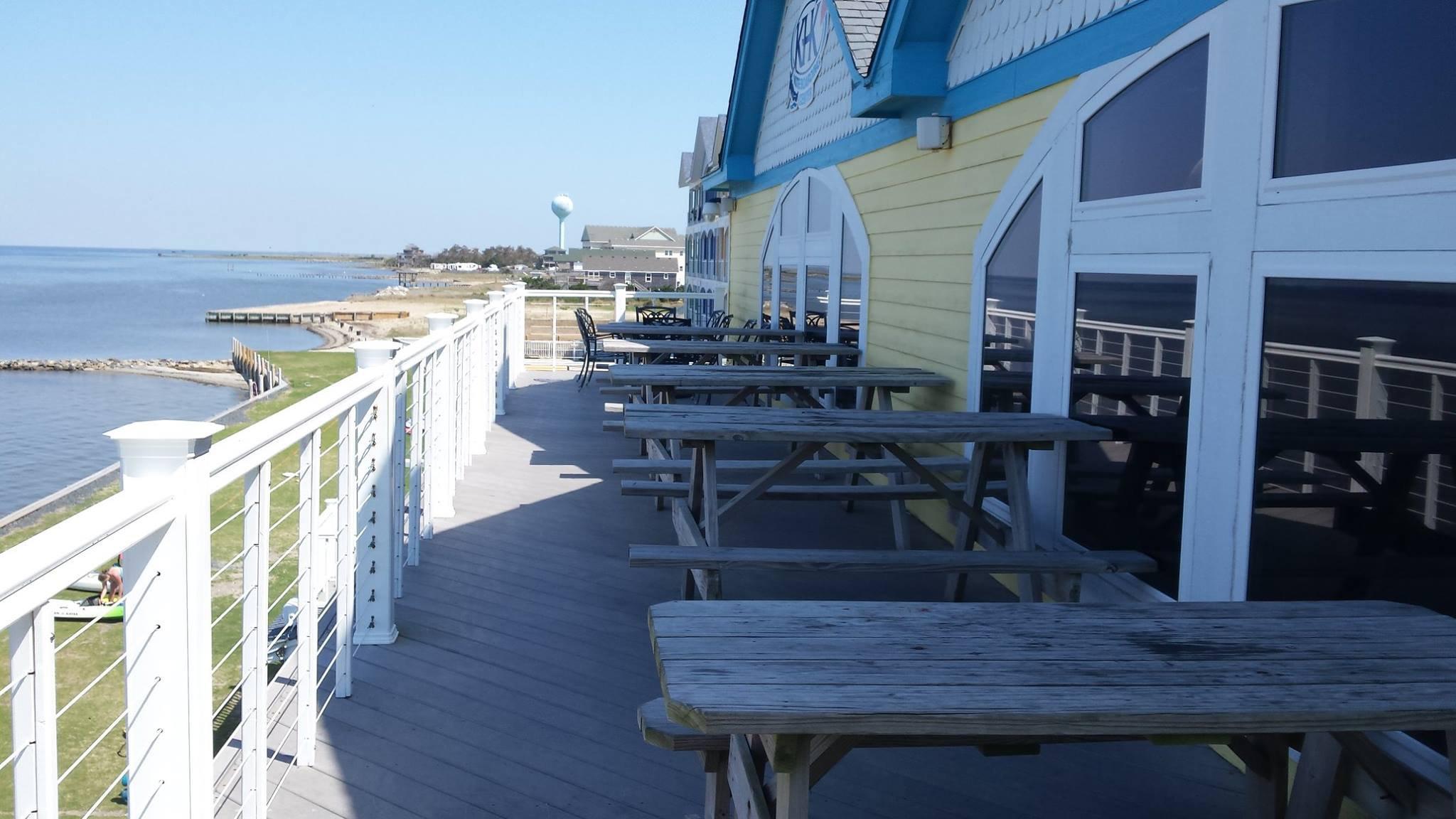 Furniture Village Boardwalk waves village resort condos in hatteras | first flight rentals