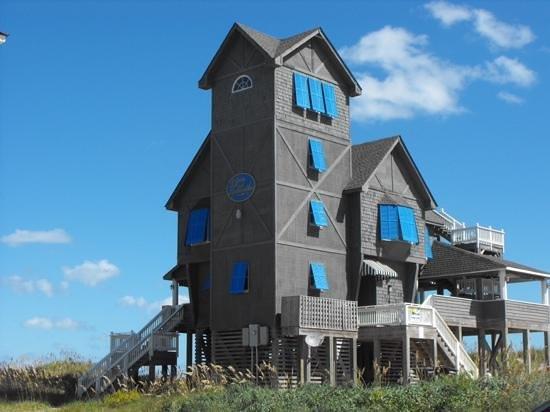 Rodanthe sunset resort rentals in hatteras island first for Hatteras cabins rentals