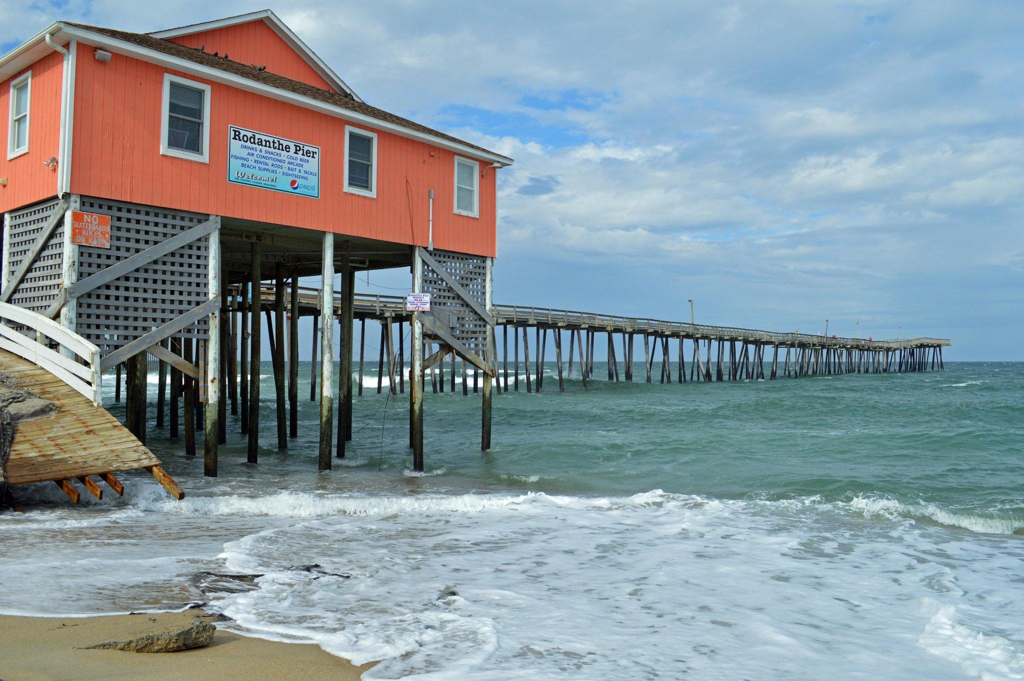 Rodanthe Sunset Resort Rentals In Hatteras Island First